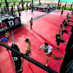 AKA Thailand Muay Thai/MMA gym in Phuket