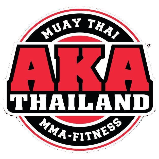 AKA Thailand Logo, New gym in Phuket Thailand.