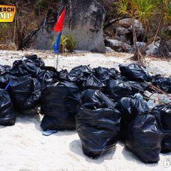 Clean The Beach Boot Camp 1