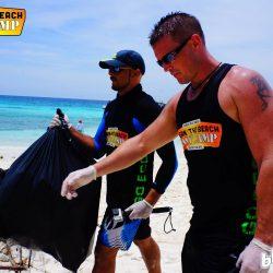 Clean The Beach Boot Camp 3