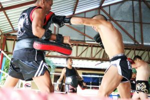 Dragon Muay Thai Training Camp