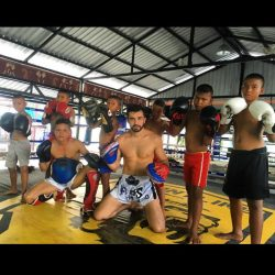 Fighters Muay Thai Gym in Phuket Thailand