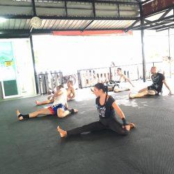 Fighters Muay Thai Gym in Phuket Thailand