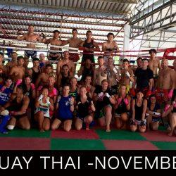 Sinbi Muay Thai Phuket, Thailand
