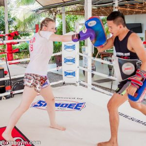 Sumalee Boxing Gym in Phuket Thailand