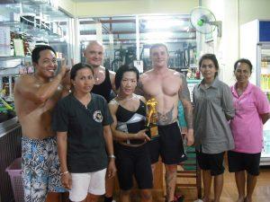 fitness center phuket