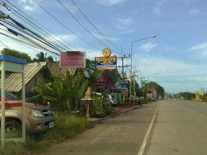 muay thai training camp thailand