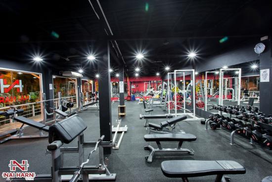 Nai Harn Gym Phuket Function Secion