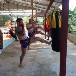 Asia Muay Thai Training Photo