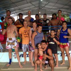Asia Muay Thai Group Photo