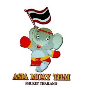 Asia Muay Thai Logo