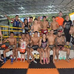 Sutai Muay Thai Group Photo