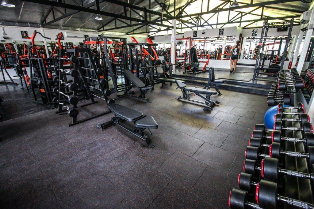 Primal Fitness Gym Phuket
