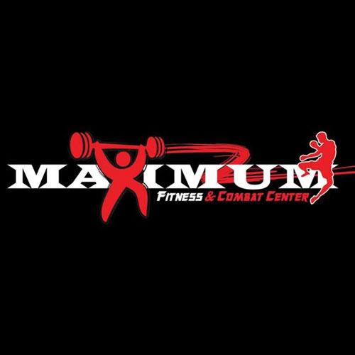 Maximum Fitness Phuket Logo
