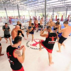 Rawai Muay Thai Training Photo