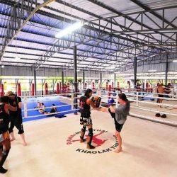 Rawai Muay Thai Pad Work