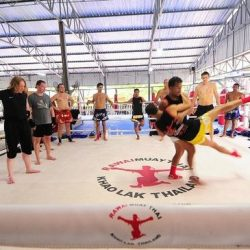 Rawai Muay Thai Ring Training