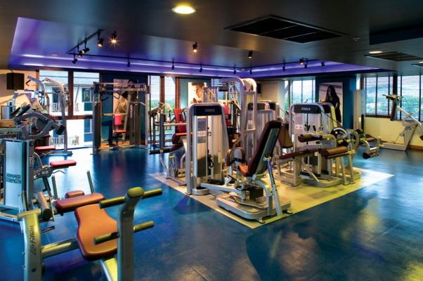 RPM Health Club Phuket Gym