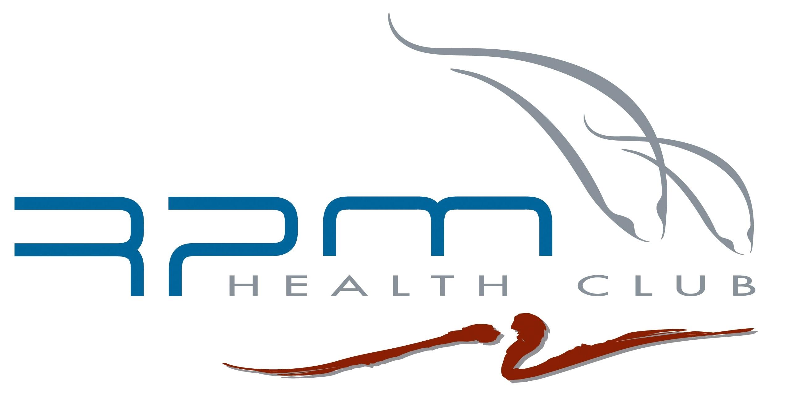 RPM Health Club Phuket Logo