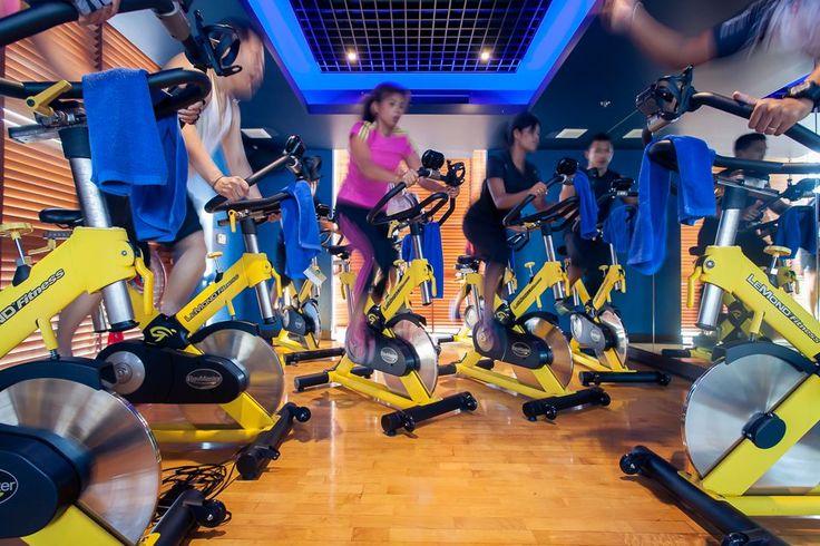 RPM Health Club Phuket Spin Class