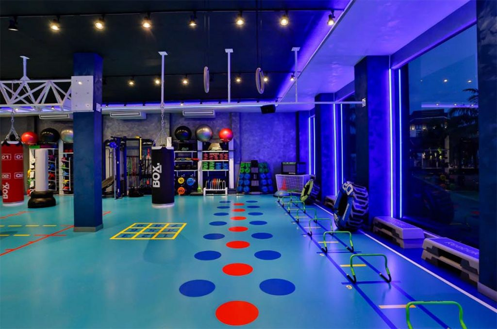RPM Health Club Phuket Studio