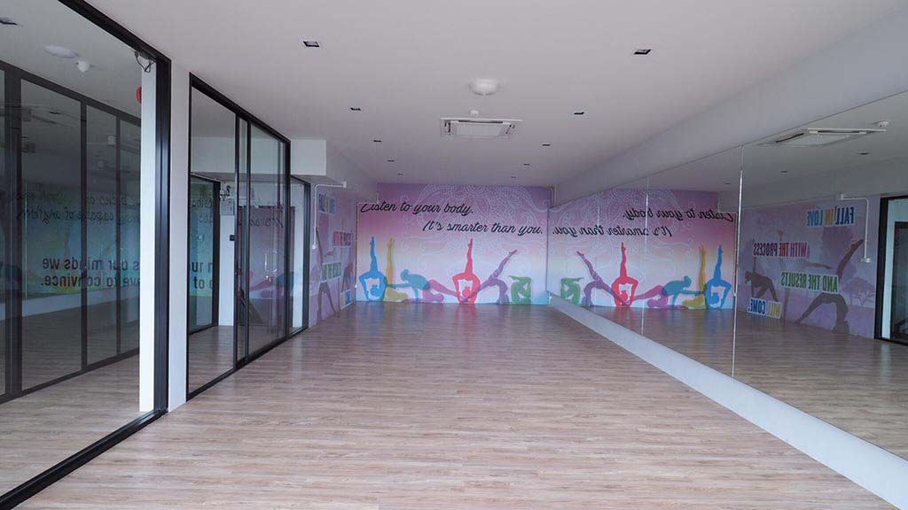 Just Fit Phuket Studio