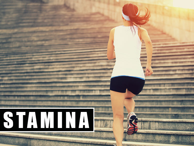 Stamina Component of physical Fitness